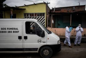 Latinska Amerika EPICENTAR globalne pandemije: U Brazilu zabilježen REKORDAN broj novozaraženih