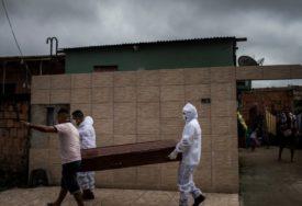 SVE TEŽA SITUACIJA Brazil po broju zaraženih korona virusom došao na treće mjesto na svijetu