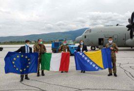 NADLJUDSKIM NAPORIMA LIJEČILI OBOLJELE Ljekari iz Italije došli u BiH da pomognu kolegama
