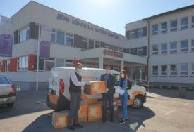Donacije ZU Moja apoteka domovima zdravlja u Tesliću, Kotor Varošu iKneževu