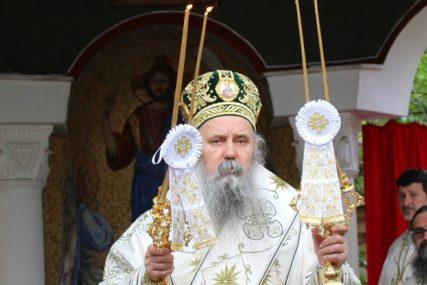 Episkop Fotije osveštao temelje crkve kod Dervente