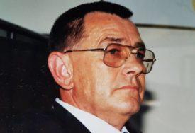 Preminuo Gojko Savanović, bivši ministar prosvjete RS