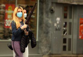 VIRUS NIJE NESTAO Svjetska zdravstvena organizacija preporučuje da se maske NOSE U JAVNOSTI