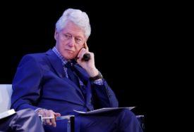 NOVI SKANDAL NA POMOLU Bil Klinton bio u vezi sa prijateljicom Džefrija Epstajna (VIDEO)
