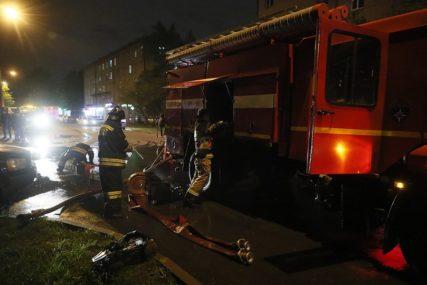 VELIKA NESREĆA U MOSKVI U požaru u Covid bolnici nastradala jedna osoba