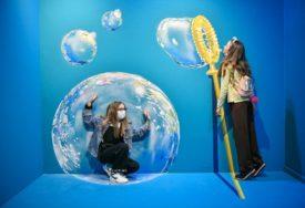 OTVORENA IZLOŽBA U MUZEJU RS Prilika za mlađe generacije da istraže svijet iluzije (FOTO)