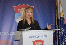 """""""Ključni korak za SDS Prijedor"""" Dragojević-Stojić o isključenju Kneževićeve iz stranke"""