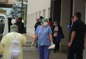 KORONA PRESJEK Od početka pandemije u BiH opakim virusom zaraženo 3.040, oporavilo se 2.162 ljudi
