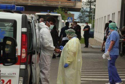 PREMINULO 168, IZLIJEČENO 2.197 LJUDI Od početka epidemije koronom se u BiH zarazila 3.141 osoba