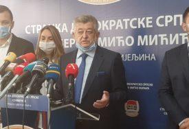 PRIORITET DOBROBIT SEMBERIJE Stranci Miće Mićića pristupilo dvije hiljade članova