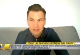 ŠOK U PROGRAMU Rumunski ministar se u donjem vešu javio uživo u TV program (VIDEO)