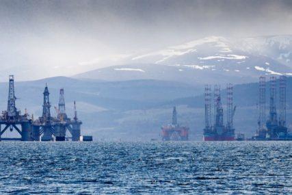 ZABRINUTOST OD OBNOVE TENZIJA Cijena nafte na svjetskom tržištu u padu