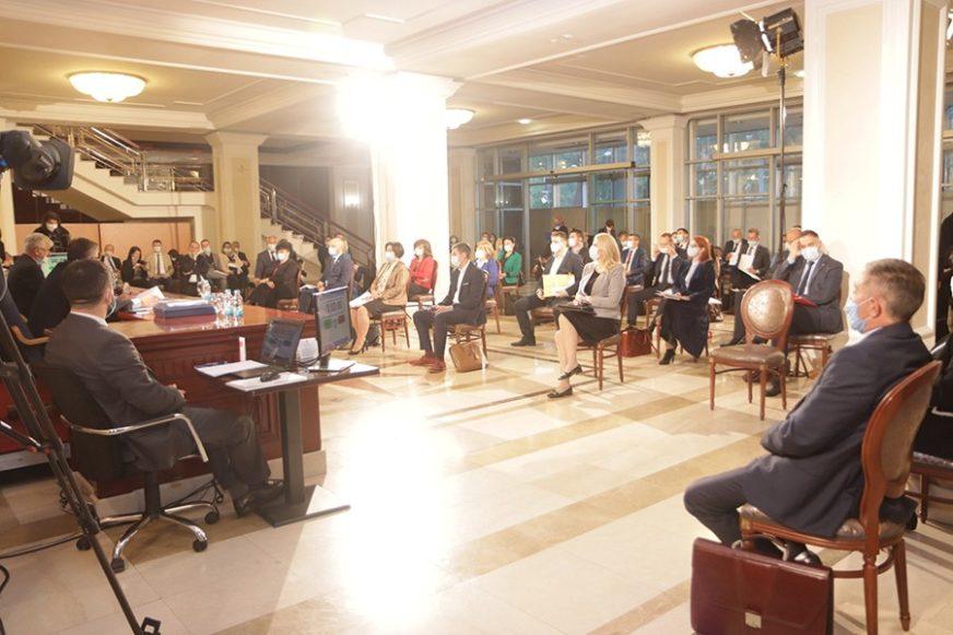 JEDNOGLASNO, ALI BEZ OPOZICIJE Usvojen rebalans budžeta Srpske