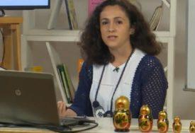 Nastava na daljinu uz SRPSKAINFO: Ruska Federacija tema na času geografije (VIDEO)