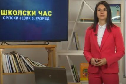 Nastava na daljinu uz SRPSKAINFO: Sedmaci iz matematike učili o procentima (VIDEO)