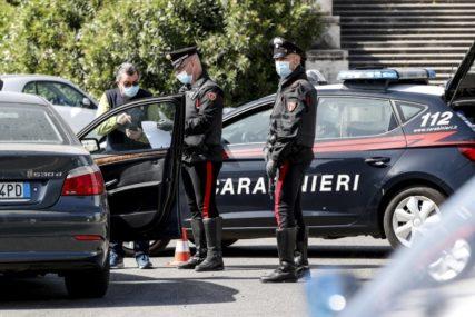 DROGU IZ ŠPANIJE DOVOZILI KAMIONIMA U Italiji uhapšena grupa NARKO DILERA IZ SRBIJE