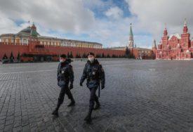 NA DAN REKORDNOG BROJA UMRLIH Putin tvrdi da je Rusija prošla vrhunac epidemije