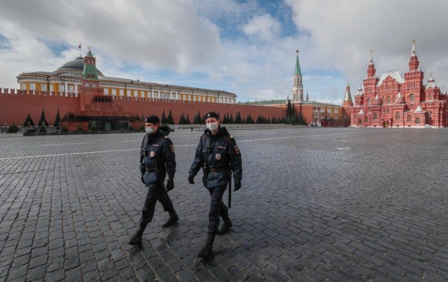 VIRUS KORONA U RUSIJI Zabilježeno još 9.434 slučaja zaraze, umrlo 139 osoba