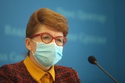 """""""Dug put do konačnog oporavka"""" Vidović poručila da su adekvatnim mjerama Vlade Srpske ublažene posljedice pandemije"""