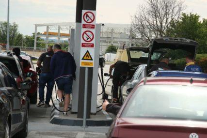 NOVI SKOK CIJENA Gorivo na pumpama u Srpskoj poskupilo do pet feninga po litru