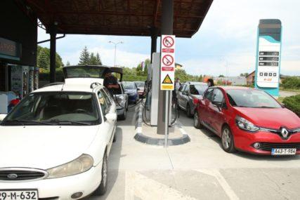 UDAR NA DŽEP U TEŠKO VRIJEME Ponovo skočile cijene goriva u Srpskoj
