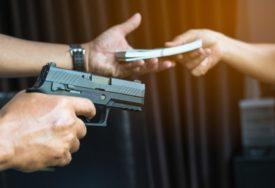 ORUŽANA PLJAČKA U BANJALUCI Policija traga za maskiranim napadačem