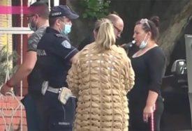 STOJA IMALA UDES Pjevačica pobjegla s lica mjesta, a kad se vratila SAČEKALA JE POLICIJA