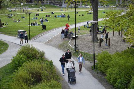 NEPOŠTOVANJE MJERA IH SKUPO KOŠTA Rekordan broj zaraženih u Švedskoj