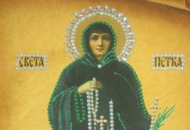SUTRA JE SVETA PETKA Vjernici će proslaviti praznik posvećen Prepodobnoj mati Paraskevi, zaštitnici žena