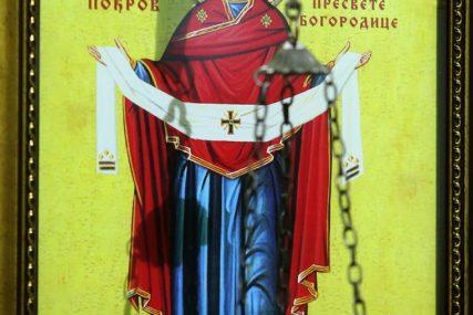 ZAŠTITNICA HRIŠĆANSTVA Pravoslavci sutra obilježavaju Pokrov Presvete Bogorodice
