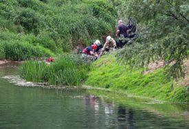 JEZIV PRIZOR U SANI Pronađeno tijelo ženske osobe u blizini gradskog mosta