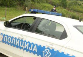 """""""AUDIJEM"""" UDARIO BICIKLISTU Saobraćajna nesreća u Banjaluci"""