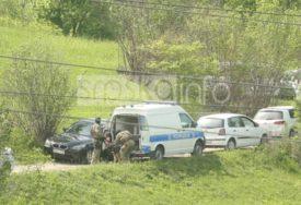 POTRAGA ZA UBICOM NA MOTORU Policija zatekla užasan prizor na mjestu likvidacije Slaviše Ćuluma