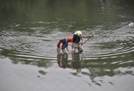 SPRIJEČENA TRAGEDIJA Policajci u Prijedoru spasli ženu iz rijeke Sane