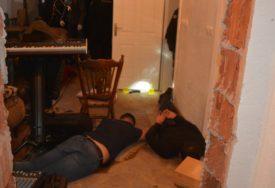 TUŽILAŠTVU DOSTAVLJEN IZVJEŠTAJ Tijana Ajfon je zbog prostitucije uhapšena sa OVOM EKIPOM