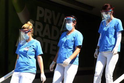Dali nemjerljiv doprinos u borbi protiv korone: Počela isplata 200 KM pomoći za radnike Doma zdravlja