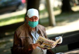 NEPOŠTOVANJE MJERA PRAZNI NOVČANIK Više od 30 građana kažnjeno zbog nenošenje maski
