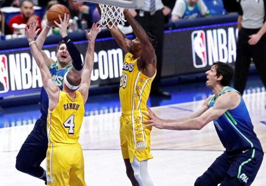 UBLAŽAVANJE MJERA NBA košarkašima dozvoljen povratak u SAD