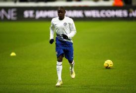 PROBLEMI U ENGLESKOJ Pojedini fudbaleri ne žele da treniraju zbog straha