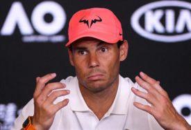 """NADAL PODRŽAO NOVAKA """"Fondom se pomaže tenis u cjelini"""""""