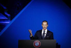 UEFA I ČEFERIN KAŽNJAVAJU! Juventus i Real godinu dana bez Evrope?