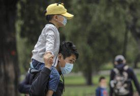 TRČALI S MASKAMA, PA SE SRUŠILI Dječaci iz različitih kineskih gradova umrli na času fizičkog