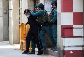 TRAŽIO METU U TOKU KARANTINA Marokanac uhapšen u Barseloni zbog planiranja TERORISTIČKOG NAPADA