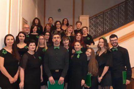 """Koncert Gradskog hora """"Jazavac"""" povodom Svjetskog dana muzike"""