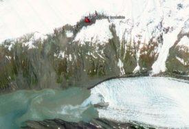 NAUČNICI UPOZORAVAJU Aljasci prijeti ogromno klizište koje može da IZAZOVE CUNAMI