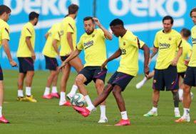 Pet fudbalera i dva trenera Barselone IMALI KORONU, klub tajio da su INFICIRANI
