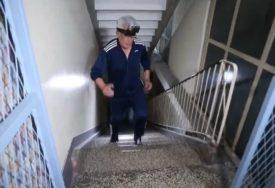 Božidar (71) je rođen sa invaliditetom, snagom volje se OPORAVIO i sada obara REKORDE