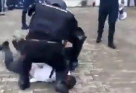 NEVJEROVATNO! Eskalirali nemiri, policija u Budvi hapsi čak i VATROGASCE (VIDEO)