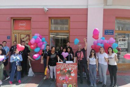 HUMAN GEST Balonima do donacija za liječenje male Sare