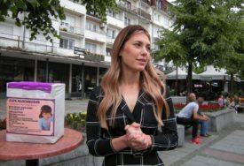 HUMANI GLUMCI Prikupljeno više od 1.000 KM za liječenje male Sare